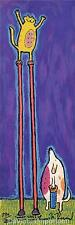 Matt Rinard What Goes Up Must Come Down Lithograph Limited Edition COA S2 Art
