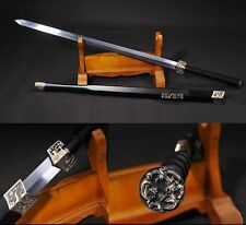 "High quality Chinese sword  ""Han Jian""(劍)carbon steel blades#2311"