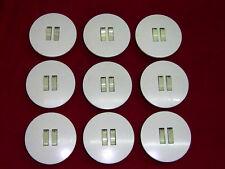 Dachbodenfund, Kippschalter mit Leuchtwippe von Presto  UP  ,Bakelit/Porzellan