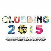 Various Artists - Clubbing 2015 (2014) NEW CD