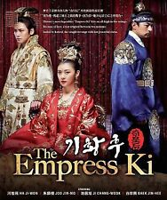 Korean Drama DVD: The Empress Ki_Chapter 1-51 End_Good English Sub_FREE SHIPPING