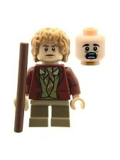 LEGO Hobbit Lord of the Rings Minifig Bilbo Baggins 79004 NEW