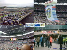 DVD DONNY - LEEDS UNITED WEMBLEY 2008 (ONLY FANS,SERVICE CREW)