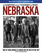Nebraska (Blu-ray/DVD, 2014, 2-Disc Set)