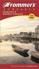 Frommer's Portable: Nantucket and Martha's Vineyard by Laura M. Reckford...