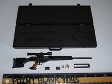 FRESHJIVE Sniper Rifle & Case SEDITIONARY ARMY GINO 1/6 Action Figure Toys did