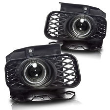 Fog Light For 99-04 Ford F150 Clear Lens PAIR