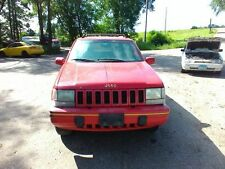 FRONT DRIVE SHAFT AUTOMATIC 6 CYL W/CV JOINT FITS 94-96 GRAND CHEROKEE 395845