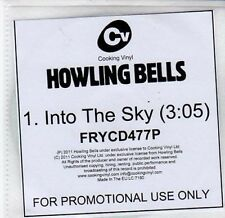 (CA25) Howling Bells, Into The Sky - 2011 DJ CD