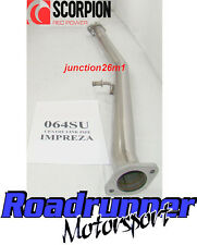 Scorpion Stainless Steel Centre Link Pipe Impreza 2.0 Turbo NewAge 01-06 Exhaust