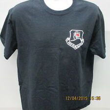 Red Flag Alaska T-Shirt, Black, S/S, Large, GREAT GRAPHICS
