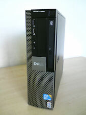 Dell OptiPlex 960 SFF PC 3.16GHz C2D (E8500) CPU, 2GB Ram, 250GB HDD, DVD intdel