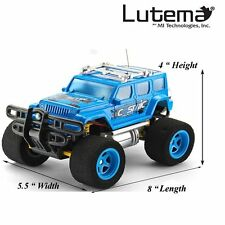 Electric Mini Monster Truck RC Radio Remote Control Car Buggy Child Kid Road Toy