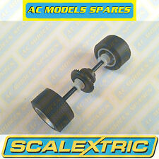 W9585 Scalextric Spare Rear Axle and Wheels for Eagle Weslake