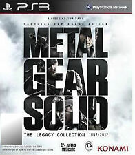 Metal Gear Solid: The Legacy Collection PLAYSTATION 3