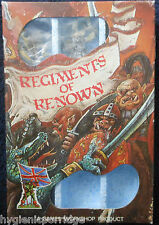 1985 Golgfag's Other Regiment Of Mercenary Ogres RRD12 Citadel Renown RR8 Ogryn
