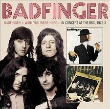 NEW Badfinger/wish You Were Here/in Concert At The Bbc, 1972-1973 *... CD (CD)