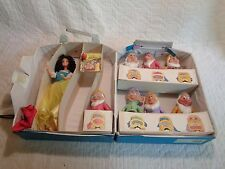 1966 Snow White and the Seven Dwarfs 1992 Disney China, Thailand