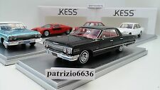 Kess Model 1/43 Chevrolet Impala Sport Sedan 4-door Black 1963 Art. KE43027000
