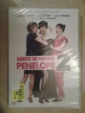 1611 // ARRETE DE PLEURER PENELOPE 2 LA SUITE DVD NEUF SOUS BLISTER