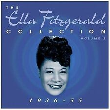 The Ella Fitzgerald Collection, Vol. 2: 1936-55 [Box] by Ella Fitzgerald (CD,...