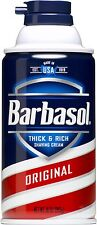 BARBASOL Can Diversion Safe Hidden Home Security Secret Compartment Hide Jewelry