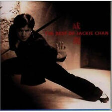JACKIE CHAN Movie Music Soundtrack Japanese CD 2 THE BEST OF JACKIE CHAN