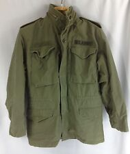 VTG M-65 1972 So. Sew Styles Inc. Olive Drab US Army Field Jacket Small/Reg