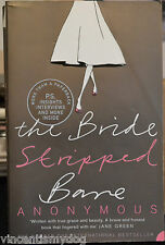 The Bride Stripped Bare by Anonymous aka Nikki Gemmell (Paperback, 2004)