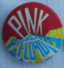 """PINK FLOYD Vintage 70/80`s Button Pin Badge (32mm-1.25"""") #PF106"""