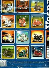 Vespa : Calendario 2009 ancora nella confezione originale sigillata