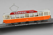 1/87 Atlas Tram  Be 4'4 Standardwagen(SWPSAAS) Diecast Bus  Car Model  Toys