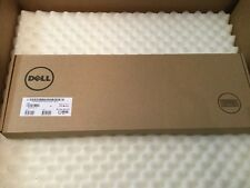 "NEW BOXED DELL DESKTOP SERVER USB ENGLISH UK ""£"" QUIETKEY KEYBOARD KB216 0RX6RM"
