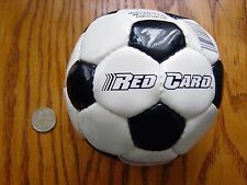 Midway Games Mini RED CARD Soccer Ball Promotional