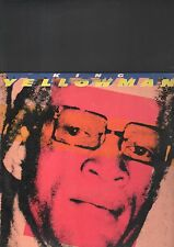 YELLOWMAN - king yellowman LP