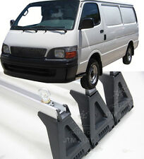 3 X TOYOTA HIACE TECHNICIAN ADJUSTABLE ROOF RACKS 1983-2004