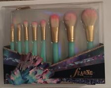 Fearne Cotton Travelling Beauty Collection 8 Piece Makeup Brushes/Bag Gift Set
