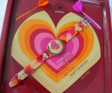Swatch GE107 Pack Aiming For Your Heart 2002