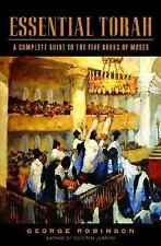 Essential Torah: A Complete Guide to the Five Books of Moses-ExLibrary