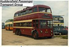 Photograph BUS PICTURE Reading 181 Trolleybus