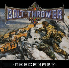 BOLT THROWER - Mercenary  LP  BLACK