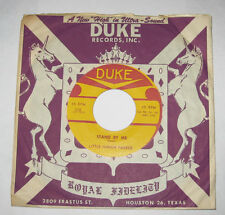 "Little Junior Parker 7"" 45 HEAR NORTHERN SOUL Stand By Me DUKE I'll Forget About"