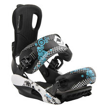 FTWO Fastec Bloom Gr. S Step In Snowboard Bindung F2 Binding Stepin uvp 200€ NEU