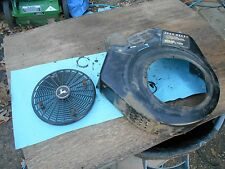 John Deere LX 288 Briggs Vanguard Engine Motor 350777 18hp Shroud Shield Cover