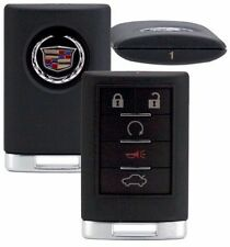 New Key Remote For Cadillac STS CTS DTS Keyless Transmitter Fob Entry Memory #1