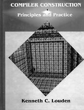 Compiler Construction : Principles and Practice by Kenneth C. Louden (1997,...