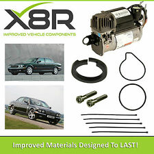 For Jaguar XJ Series WABCO AIR SUSPENSION COMPRESSOR PISTON RING REPAIR FIX KIT