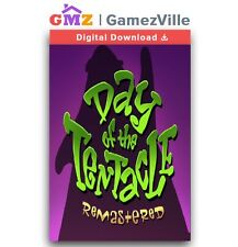 Day of the Tentacle Remastered Steam Key PC Download Code [EU/US/MULTI]