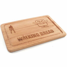 THE Walking Dead the Walking PANE Tagliere in legno, inciso Regalo