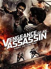 Vengeance of an Assassin (DVD, 2015)